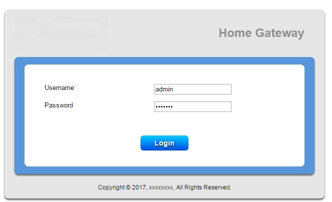 chặn wifi fpt bước 1