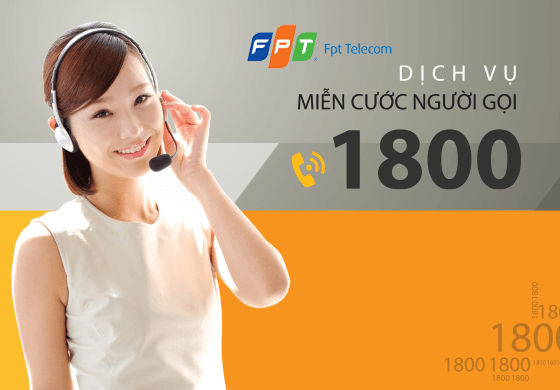dịch vụ hotline 1800