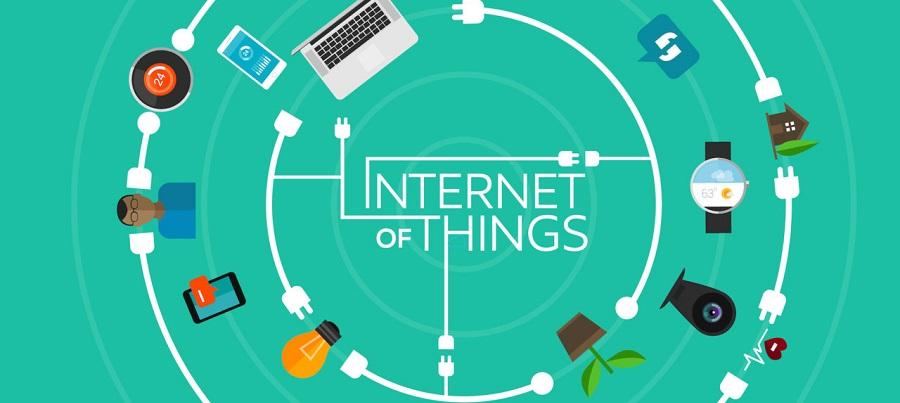internet of things xu thế của thời đại
