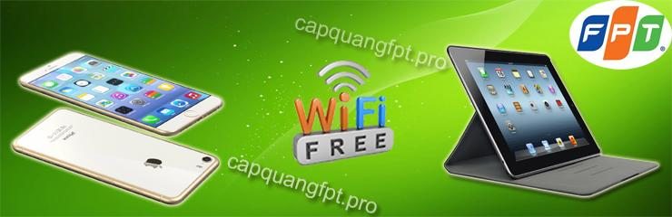 lắp đặt wifi fpt cho iphone
