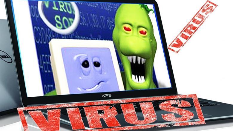 mạng fpt chậm do máy tính bị nhiễm virus
