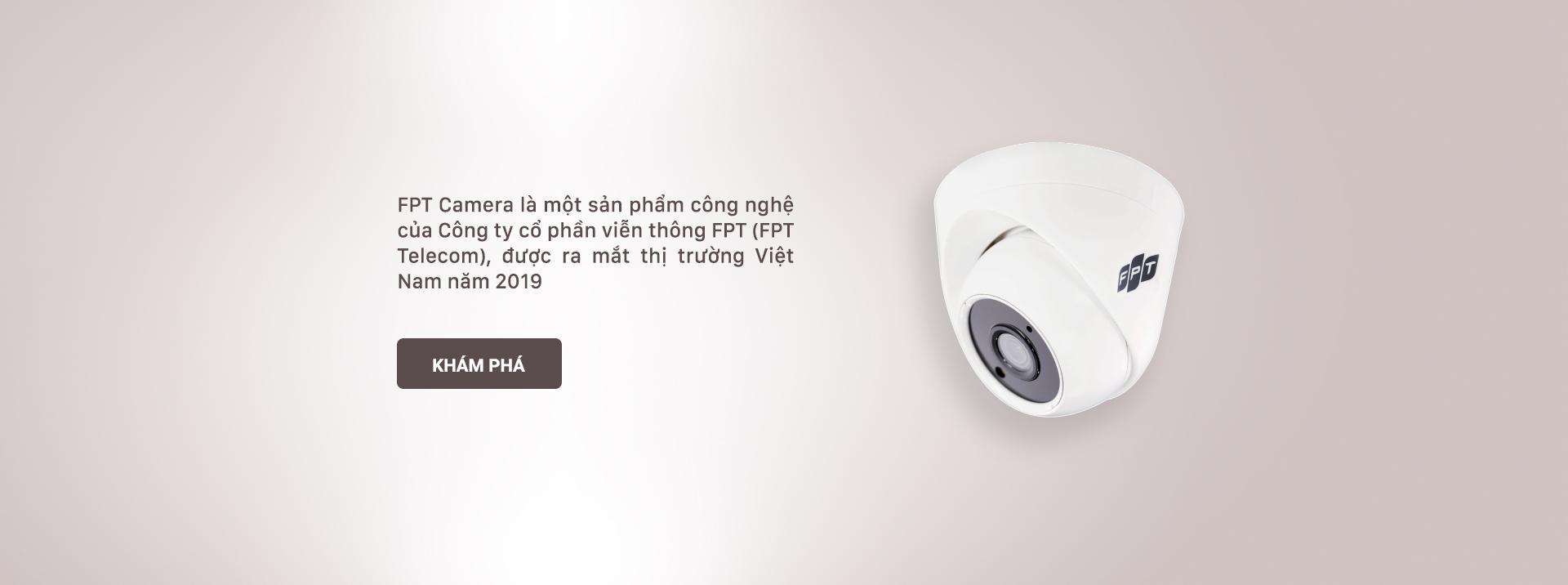 fpt trình làng sản phẩm camera