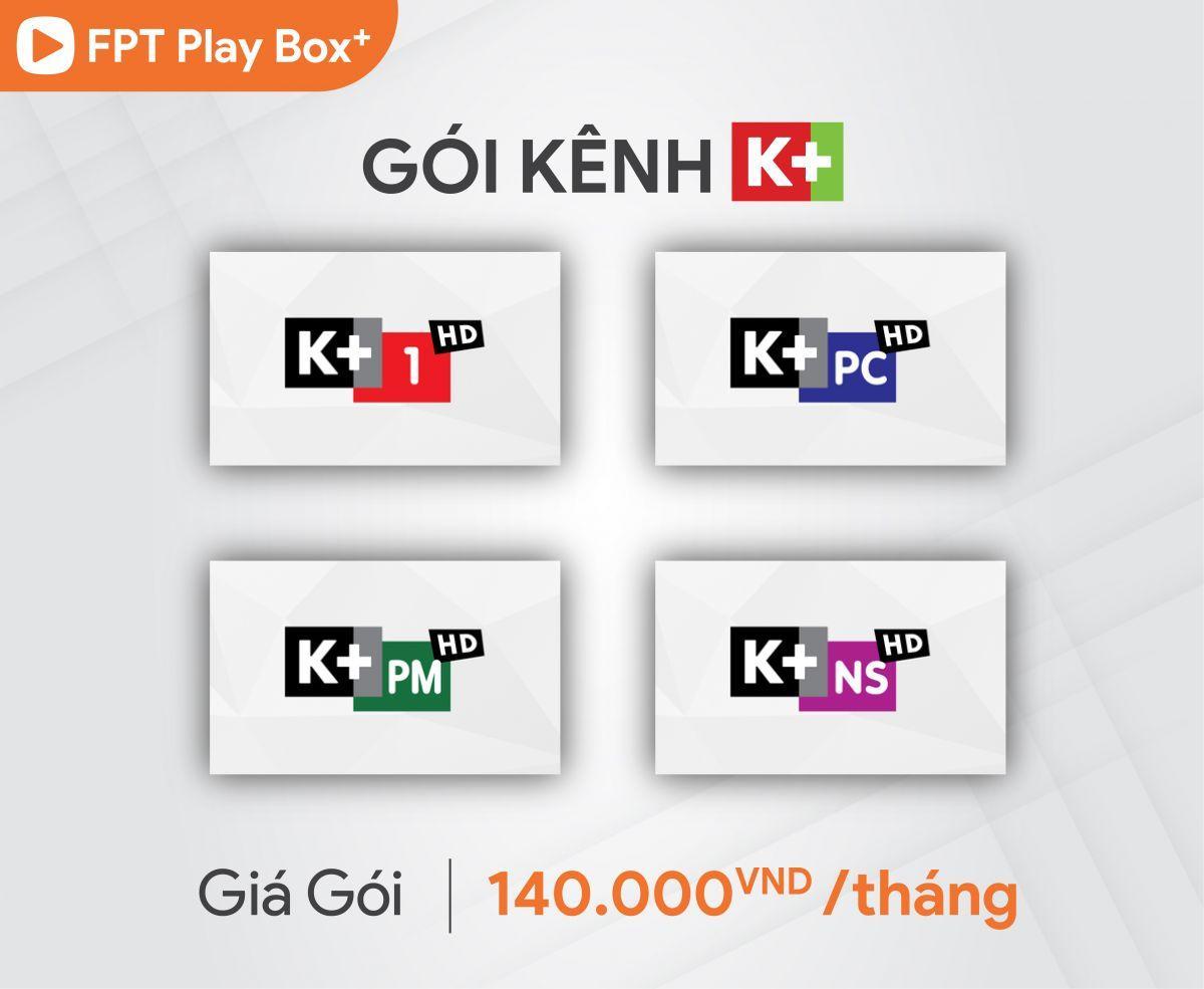 kênh k+