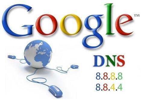 dns tốt nhất của google